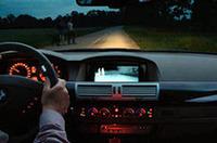 独BMW、夜間暗視システム「BMWナイトビジョン」を「5」「6」シリーズにの画像