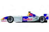 新生F1チーム「レッドブル・レーシング」のカラーリングは……の画像
