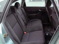 フォード・フォーカス2000GHIA5ドアハッチ(4AT)【ブリーフテスト】の画像