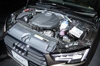 2リッター直4直噴ターボエンジン。FF車用と4WD車用で仕様が異なり、FF車用のエンジンにはアウディ初のミラーサイクル技術が取り入れられている。