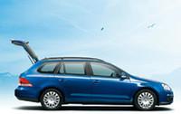 「VWゴルフ」、TSIエンジン+7段DSG搭載のワゴンモデルも登場の画像