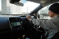 第24回:元リーフタクシー運転手、最新型リーフに仰天する(その2)充電環境、激変!(都心ドライブ編)の画像