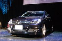 「オペル・アストラ」の人気車種「アストラワゴン」登場の画像