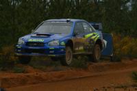 WRC第10戦ラリー・オーストラリア報告(最終回)【WRC 03】の画像