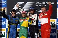 F1 2006】最終戦ブラジルGP、マ...