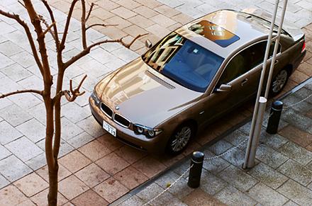 BMW 735i (6AT)【ブリーフテスト】