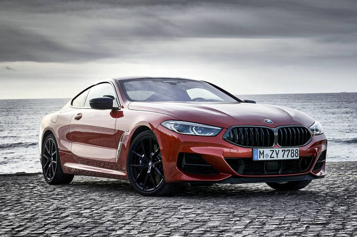 BMW M850i xDrive(4WD/8AT)【海外試乗記】