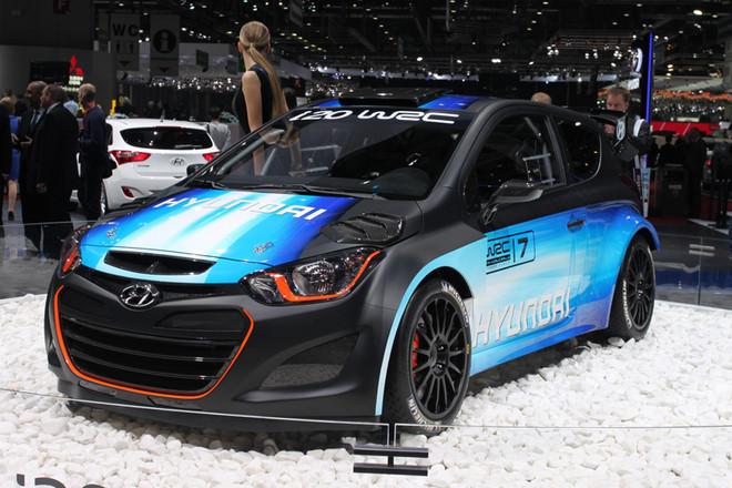ヒュンダイi20 WRC