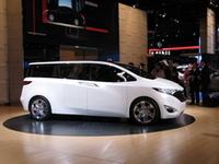 日産の高級車ブランド「インフィニティ」、年内にも日本へ【デトロイトショー08】
