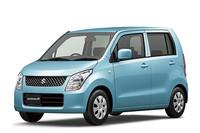 こちらは、現行型の「スズキ・ワゴンR」。JC08モードの燃費値は、最高で23.6km/リッター(FF/CVT)となっている。