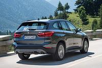 BMWのSUVモデルの中で最もコンパクトな「X1」。従来モデルではFRのプラットフォームが採用されていたが、2代目は「2シリーズ アクティブツアラー」などと同じくFFベースとなった。