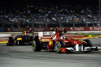 第14戦シンガポールGP「タイトルまであと1点」【F1 2011 続報】