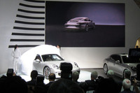 新型「ポルシェ911」が日本初公開【東京モーターショー2011】