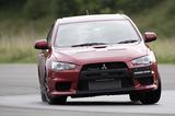 三菱ランサーエボリューションX GSR(4WD/5MT)/GSR(4WD/2ペダル6MT)【試乗速報】