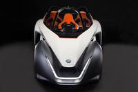 日産がEV「ブレードグライダー」のプロトタイプを公開の画像