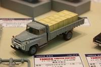 マニアックな旧車を「トミカ」と同じ1/64スケールでモデル化している「トミカ・リミテッド・ヴィンテージ」の新製品である「日産680型トラック」。