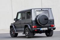 メルセデス・ベンツG500(4WD/7AT)/メルセデスAMG G63(4WD/7AT)【海外試乗記】の画像