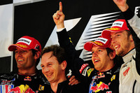 最終戦アブダビGP「それぞれの2010年に向けて」 【F1 09 続報】