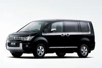三菱、「デリカD:5」の燃費性能を向上