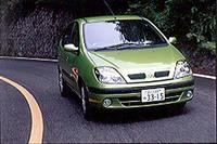 ルノー・セニックRXE(4AT)【試乗記】の画像