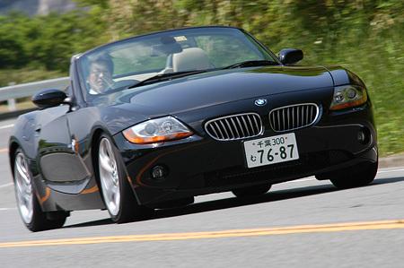 BMW Z4 3.0i(5AT)【試乗記】