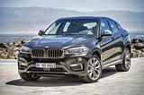 新型「BMW X6」を写真で紹介