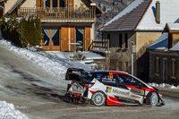WRCの中でも特に長い歴史を誇るラリー・モンテカルロ。ドライ、ウエット、そして雪と、路面コンディションが目まぐるしく変わるのがこのラリーの特徴だ。