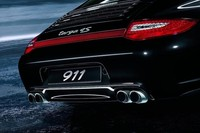 ポルシェ新型「911」用、新「スポーツエグゾーストシステム」をオプション設定の画像