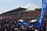 レースの開催日は、ゴールデンウイーク中の日曜日。戦いの舞台となった富士スピードウェイには多くの観客が詰めかけた。