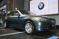 ハッチバックスタイルの「BMW5シリーズグランツーリスモ」発売