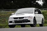 三菱ランサーエボリューションワゴンGT(4WD/6MT)/GT-A(4WD/5AT)【試乗記】