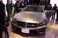 メルセデス、「CLS」ベースの新型ワゴン発売