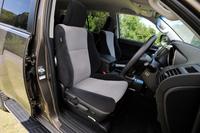 「ランクルプラド」に専用内外装の特別仕様車の画像