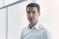 新CEOのトーマス・インゲンラート氏。
