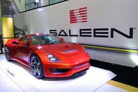 サリーンの新型コンパクトスポーツカー「サリーン1」。