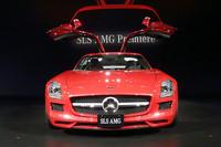 メルセデス・ベンツのスーパースポーツ「SLS AMG」発売