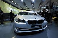 「BMW 535Li」