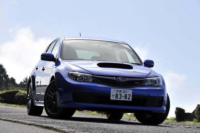 スバル・インプレッサWRX STI spec C(4WD/6MT)【試乗記】