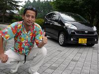"""第278回:ダイハツ・ソニカちょい乗り""""熟年デートカー""""は成功するのか?(小沢コージ)の画像"""