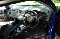 三菱ランサーエボリューションIX GT(5MT)【ブリーフテスト】の画像