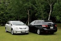 新型「トヨタ・アベンシス」、ワゴンのみ発売の画像