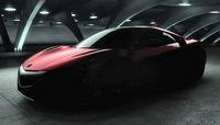 ホンダ、新型「NSX」をデトロイトショーに出展【デトロイトショー2015】の画像
