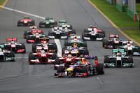 開幕戦オーストラリアGP「嵐の前の嵐の予感」【F1 2013 続報】