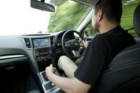 スバル・レガシィB4 2.5GT Sパッケージ(4WD/6MT)【試乗記】の画像