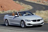 「BMW 4シリーズ カブリオレ」(写真は欧州仕様車)