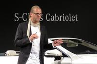 独ダイムラーでエクステリアデザイン シニアマネージャーを務めるアヒム・ディートリッヒ・バドシュトゥブナー氏。