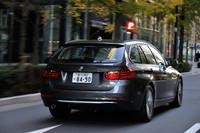BMW 320dブルーパフォーマンス ツーリング モダン(FR/8AT)【試乗記】の画像