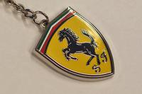 フェラーリの純正キーホルダーをプレゼント!の画像