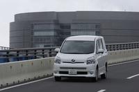 トヨタ・ヴォクシーZS 8人乗り(FF/CVT)【ブリーフテスト】