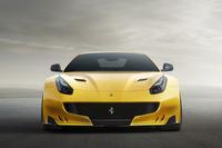 最強のFRフェラーリ、F12tdf登場の画像